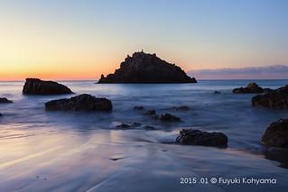 Akabane coast