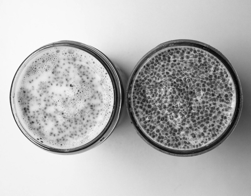 VANILLA CHIA PUDDING RAINBOWL