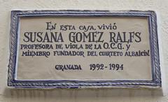 Photo of White plaque № 39129