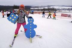 SNOW tour 2014/15: Nové Město na Moravě (Ski Harusák) – děti a dámy v pokušení