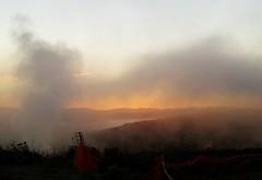 Campagna, tramonto