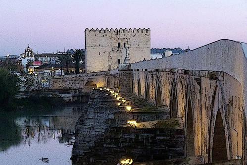 Paseando por la Ribera de Córdoba (4) Otra visión de la Calahorra