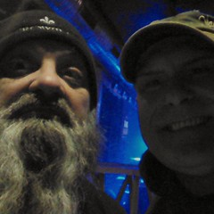 With Kirk from #Crowbar. Respect man,