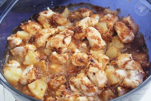 Pollo a la hawaiana www.cocinandoentreolivos.com (10)