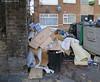 Waste outside Bronhill Terrace # 1