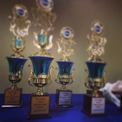 Area W2 #isttc #district51 #divisionw #areaw2 contest 2014/2015. Great event.