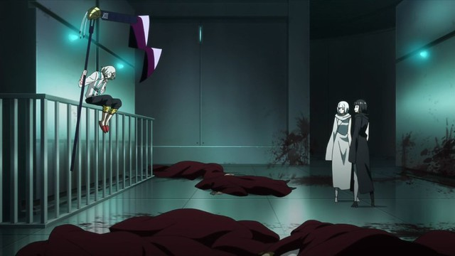 Tokyo Ghoul A ep 4 - image 28