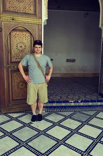 Marrakesch - Bahia Palast | Roland Krinner
