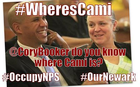 Where's Cami?