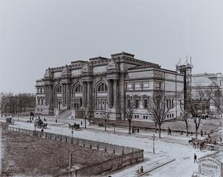 Metropolitan Museum of Art New York - 1903