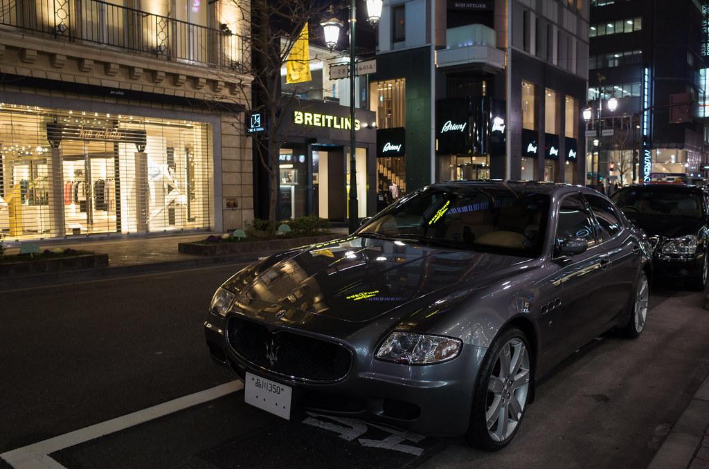 Maserati Quattroporte 2015/02/25 GR140343