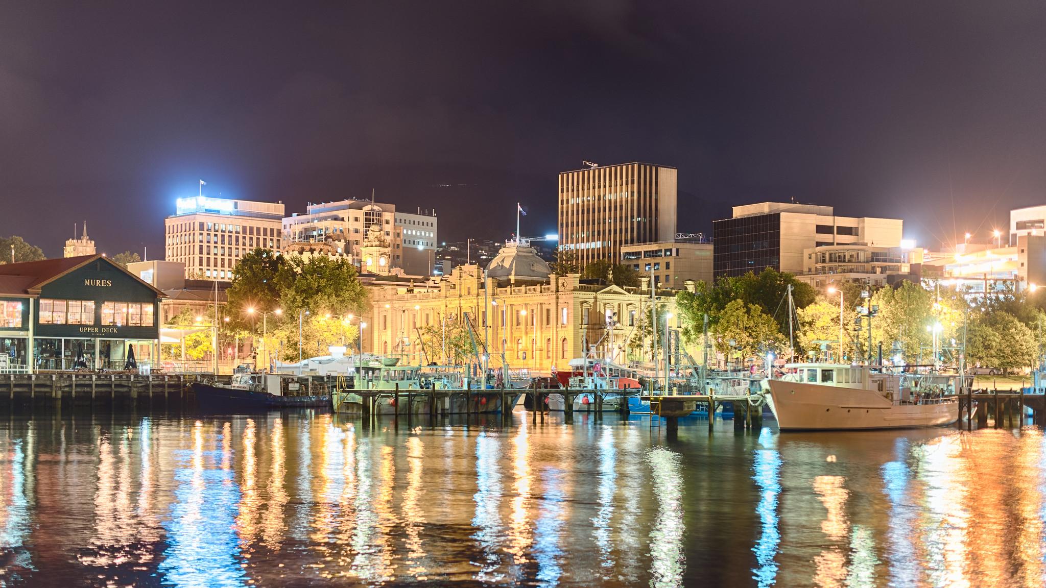 Hobart Night