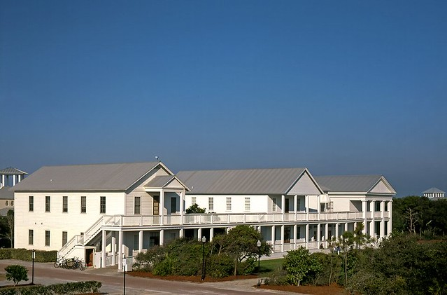 seaside neighborhood school by steven brooke