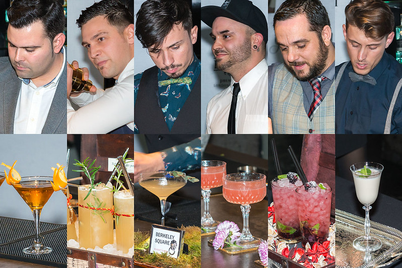 """Participantes """"The Gin Collection Contest"""""""