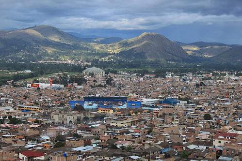 peru stadium perú cerro estadio mirador cajamarca santaapolonia cerrosantaapolonia miradordesantaapolonia estadiohéroesdesanramón