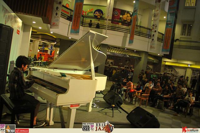 Pre Event Java Jazz Festival 2015 - Braga Jazz Walk Braga CityWalk- Kafin (1)