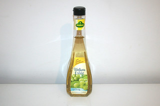 06 - Zutat Weißwein-Essig / Ingredient white wine vinegar