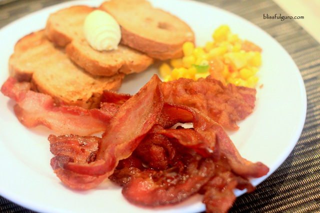 The Bayview Pattaya Buffet Breakfast