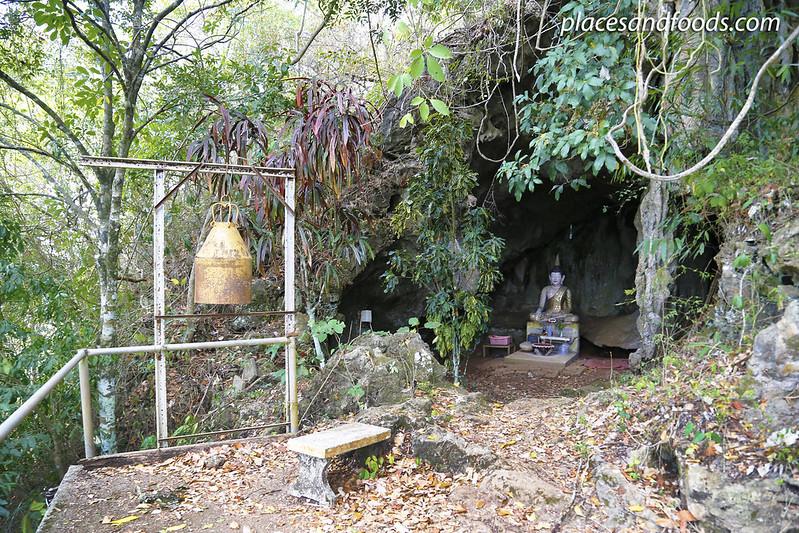 Khao Kriap Cave chumphon entrance