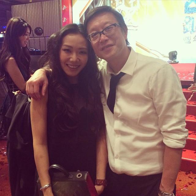 香港電影導演會 25周年晚宴 Hong Kong Film Directors' Guild 25th anniversary dinner