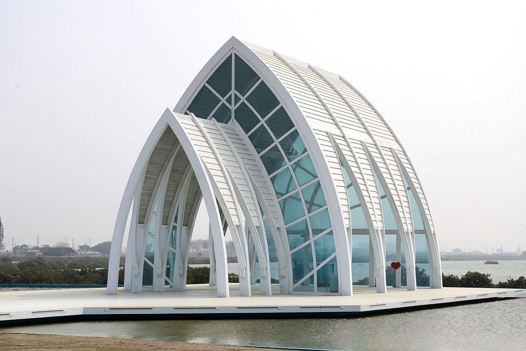 台南北門水晶教堂
