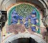 Berlin Gedächtniskirche 1895, Mosaik, Baum der Erkenntnis