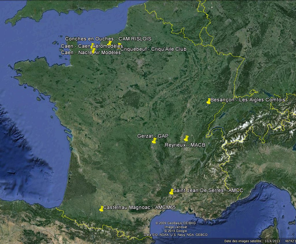 Lieux et dates compétitions en France 16721122366_4d02f1654a_b