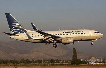COPA Airlines B737-700 HP1369 (A.Ruiz)