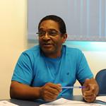 Dirigentes das Federações em reunião da CNTM