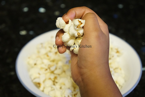 Stovetop popcorn 6
