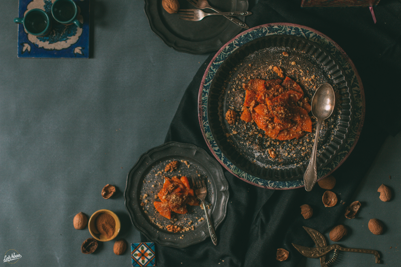 persian pumpkin dessert-12