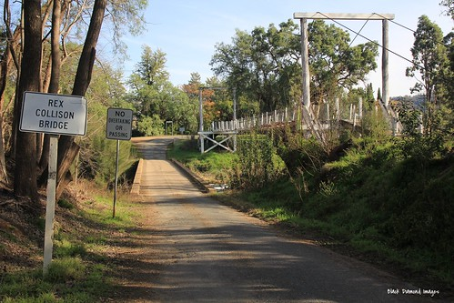 Rex Collison Bridge, Moonan Flat, near Scone, NSW