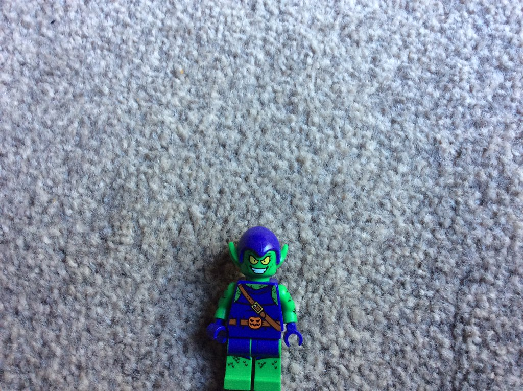 New Goblin/Green Goblin II (Harry Osborn)