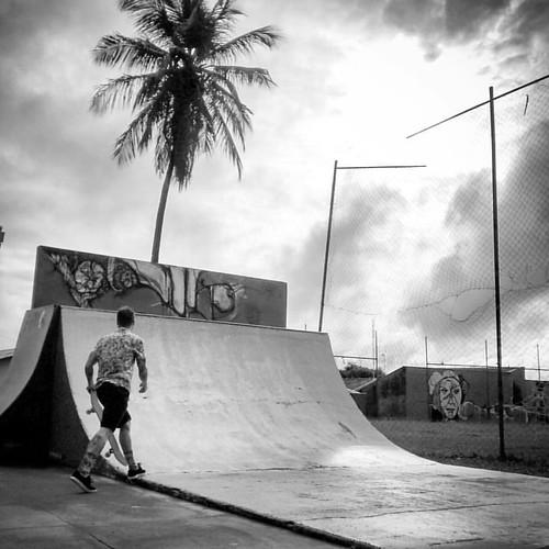 A gratidão é a memória do coração.🌴🌅 #skateplazavotuporanga
