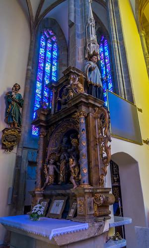 slovenia skofjaloka historic city architecture ptuj sony sonyalpha night street church monastery ptujskagora si