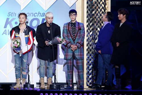 Big Bang - The 5th Gaon Char K-Pop Awards - 17feb2016 - Acetory - 30