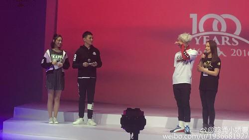 G-Dragon - Kappa 100th Anniversary Event - 26apr2016 - 1936681927 - 24