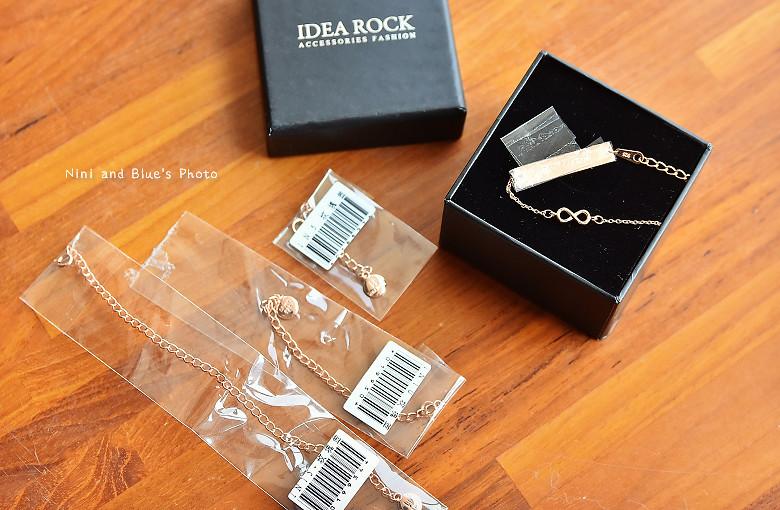 IDEA ROCK情侶手鍊戒指項鍊手環銀飾11