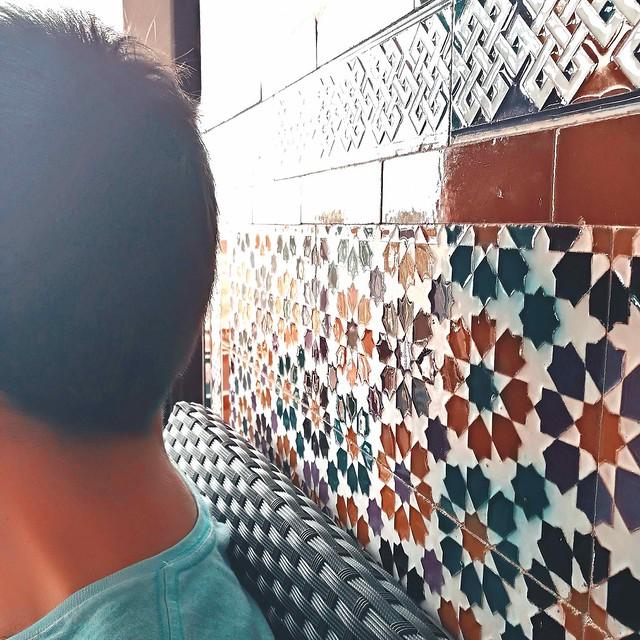 Malaga - Azulejos