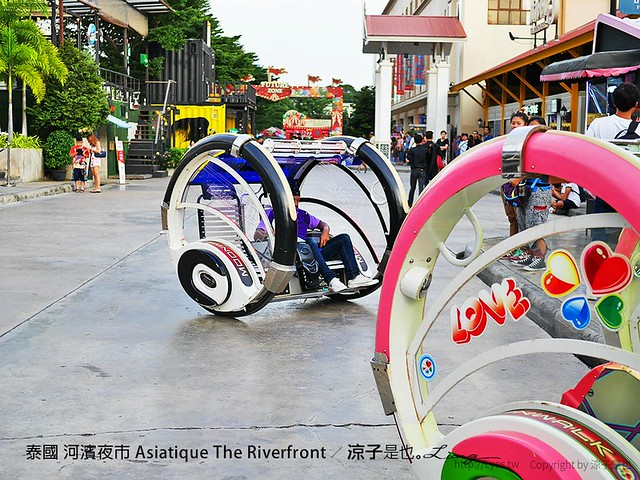 泰國 河濱夜市 Asiatique The Riverfront 8