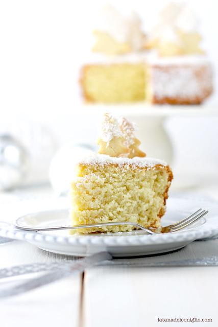 torta soffice al cocco e rhum2