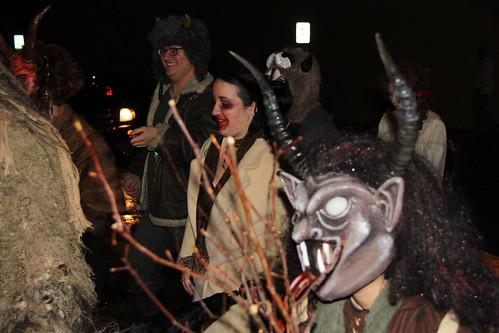 2014 Carytown Krampusnacht