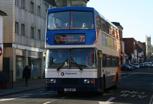 Stagecoach South 16261 on Route 72, Aldershot