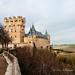 SPAIN - Castilla León - Segovia - Alcázar