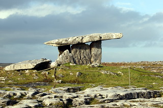 Poulnabrone Portal Tomb (The Burren)