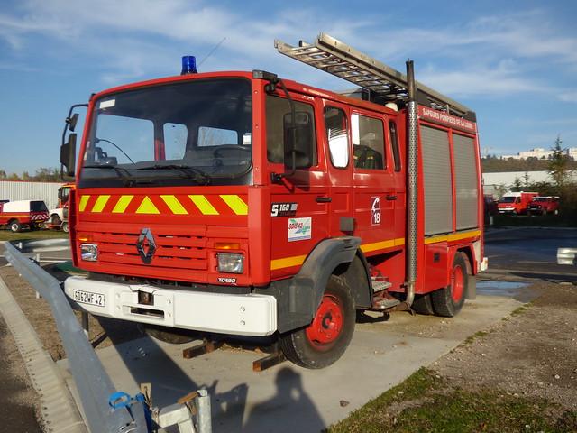 flickr the v hicules de pompiers renault renault fire cars trucks pool. Black Bedroom Furniture Sets. Home Design Ideas