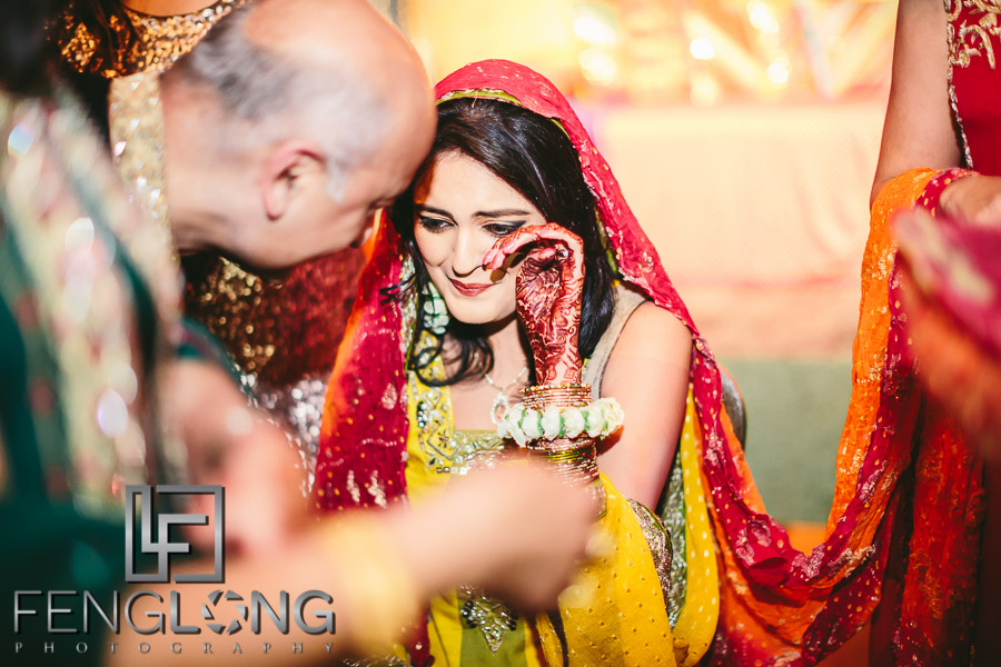 Atlanta Muslim Ismaili Indian Wedding | Pithi Sangeet