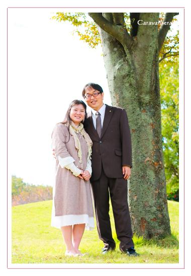 プロフィール写真 ポートレート写真 愛知県瀬戸市 屋外 公園 出張撮影