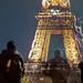 La tour eiffel (Trocadero)