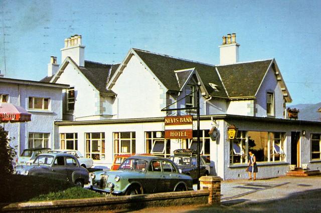 Nevis Bank Hotel, Fort William